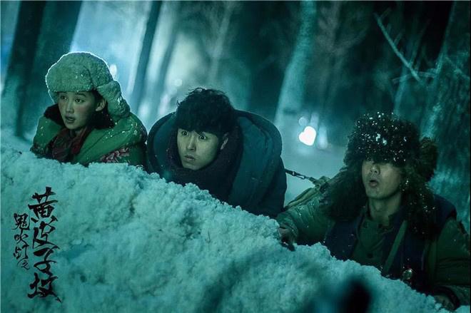 上海百姓网:《龙岭迷窟》凭什么在国产剧中开年评价最高? 第9张