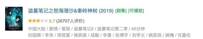上海百姓网:《龙岭迷窟》凭什么在国产剧中开年评价最高? 第6张