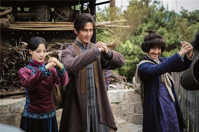 上海百姓网:《龙岭迷窟》凭什么在国产剧中开年评价最高? 第11张