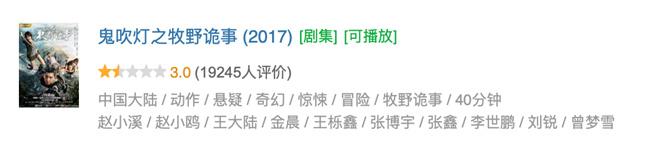 上海百姓网:《龙岭迷窟》凭什么在国产剧中开年评价最高? 第4张