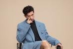 """4月8日,李现携手春夏携手成为《Vogue Me》四月刊封面人物。以企业经营位主题拍摄,二人化身""""李想有现公司""""和""""春夏限定公司""""的总裁,演绎时髦与霸气并存的型格魅力。"""
