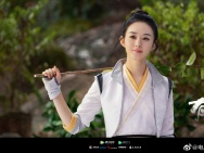 《有翡》曝全新角色剧照 赵丽颖王一博仗剑走天涯