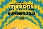 就在2021夏天!《小黄人大眼萌2》曝新定档海报