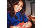 光希為媽媽慶生曬珍貴合影 望成為像你一樣的媽媽