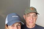 湯姆漢克斯夫婦仍未找到感染源 捐血協助疫苗研發