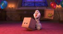 《冰雪奇緣》衍生短劇集《和雪寶一起宅家》第六集