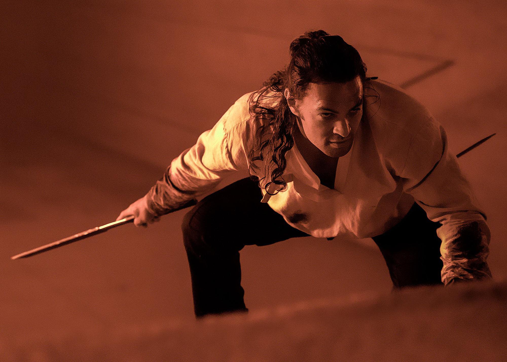 海王谈新角色 新片《沙丘》中首次挑战剑术大师