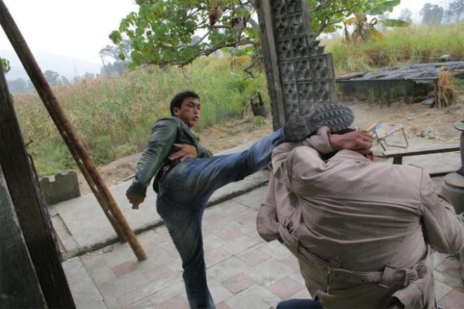 湖州房屋出租:《我们永不言弃》韩庚转型 拳击影戏拍不出新意? 第14张