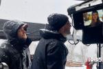 《侏罗纪世界3》曝光幕后照 雪中拍摄奋力制作