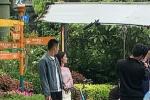 黃景瑜李沁新劇曝路透 甜蜜約會上演最萌身高差