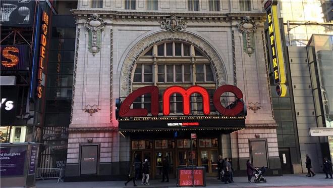 AMC院线:《信条》《花木兰》上映才重启影院