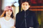 甜茶與德普女兒分手 兩人曾多次被拍到甜蜜約會