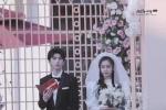 關曉彤《奔跑吧》穿婚紗 Baby蔡徐坤同框養眼!