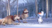 《冰雪奇緣》衍生短劇集《和雪寶一起宅家》第十六集