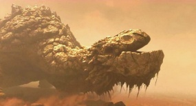 人类每天都要经历地震,原来他们住在巨兽身上,一部特效动画片