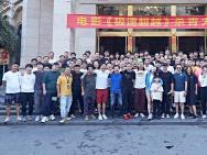 短跑題材電影《極速超越》殺青 鄭愷為戲增肥30斤