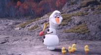 《冰雪奇緣》衍生短劇《和雪寶一起宅家》第十八集