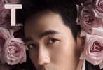5月9日,朱一龍為《T magazine》拍攝的五月刊封面大片發布。為了拍攝新戲《叛逆者》剪了短發的居老師看起來更加干練。