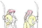 據日媒報道,《犬夜叉》將推出續作新動畫,目前定名為《半妖的夜叉姬》,同時,新作的概念海報與人設圖曝光。