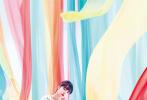 """近日,菅田将晖和小松菜奈合体拍摄的一组名为""""Melty light""""的夏日写真新鲜出炉!这组缤纷夏日大片由知名创意总监森本千绘亲自操刀。"""