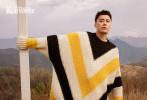 5月11日,李易峰为《悦游Condé Nast Traveler》拍摄的六月刊封面大片发布。李易峰暖色系的穿搭加上他明媚的笑容,让这组在北京郊区取景拍摄的春游大片,有着别样的暖意和浪漫。