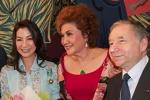 58歲楊紫瓊曬和媽媽合照 74歲老公同框略顯遜色