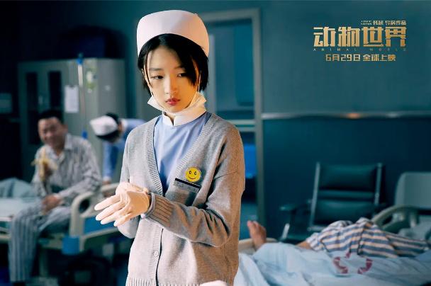 邯郸招聘:援鄂护士眼里,影视作品中最乐成的护士角色是ta 第9张