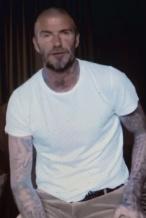 真秃了!贝克汉姆45岁生日庆生照曝光 尽显沧桑