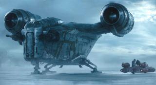 星球大战系列最新巨制,预算1.2亿美元,每一帧都极致震撼!