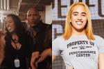 巨石强森18岁女儿签约WWE 成为家族第4代摔角手
