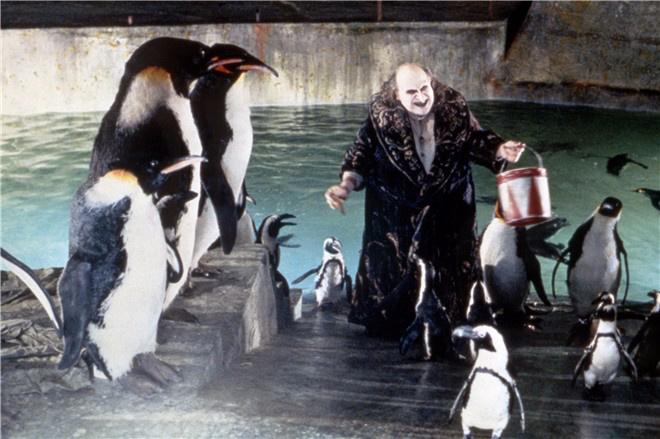 新版《蝙蝠侠》细节曝光 大反派企鹅人戏份有限