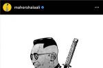 《绿皮书》男主阿里演刀锋战士 概念图酷感十足