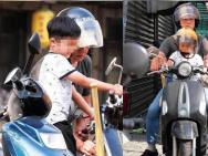 蔡依林5岁混血亲弟曝光 和60岁老爸开心做游戏