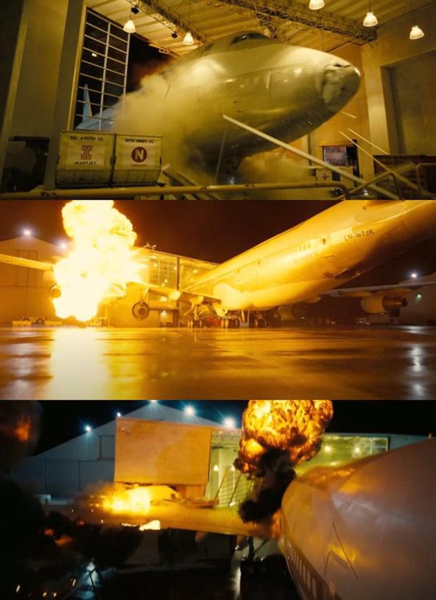 壕!《信条》主演透露:诺兰真的炸了一架飞机