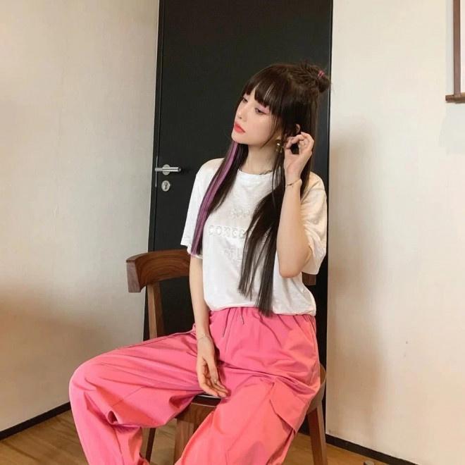 联博统计:37岁李小璐扮少女性感又甜蜜 扎丸子头秀小蛮腰 第5张