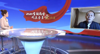 """广东电影 """"打""""开新局面 """"云对话""""全国政协委员张光北"""