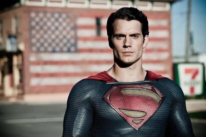 亨利·卡维尔商谈归回出演超人!或者客串DC新片
