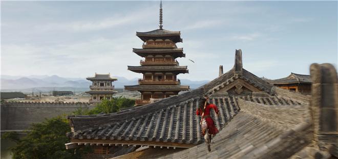 嘉兴在线:刘亦菲《花木兰》取景地曝光!陈凯歌曾在此拍片 第3张