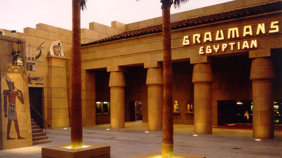 网飞收购洛杉矶埃及剧场 慢慢展开传统影院营业