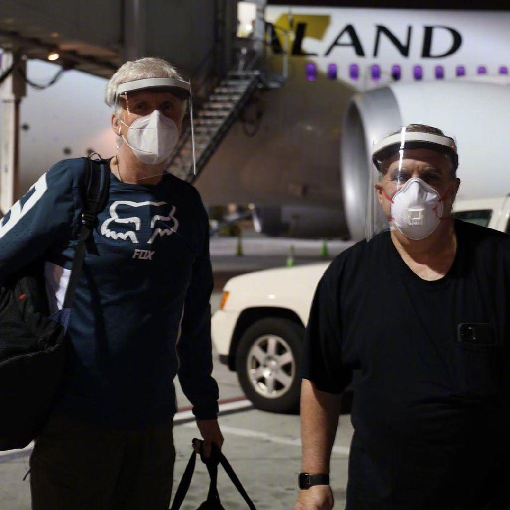 《阿凡达2》复工!卡梅隆携剧组职员抵达新西兰