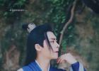 蘇!李易峰《鏡雙城》路透 黑化造型藍發加煙熏妝