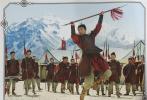 近日,某雜志曝光了一組電影《花木蘭》的劇照,許多未曾公開的畫面流出。劇照中,劉亦菲以男裝亮相,身穿鎧甲、騎馬揮槍,英姿瀟灑又帥氣,混在軍營中,毫無違和感。