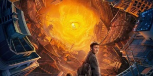 雷佳音杨幂《刺杀小说家》发国际版海报 2021上映