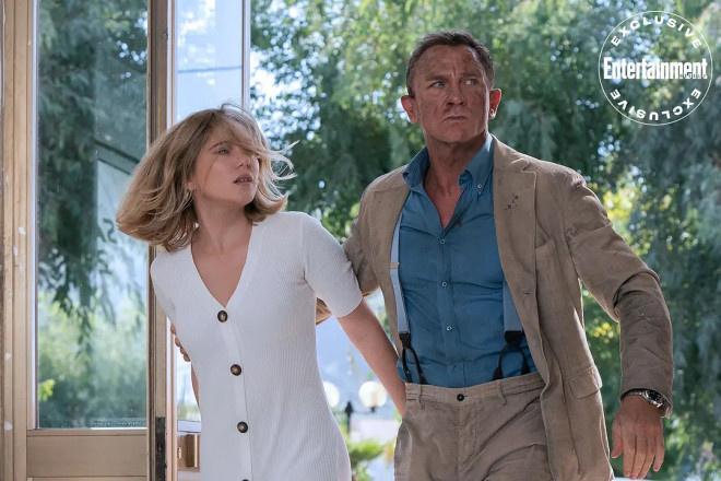 邦德有女儿了?《007:无暇赴死》告示单躲剧透