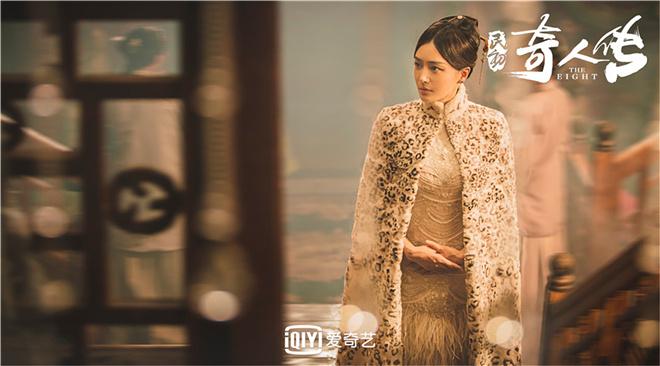 ug环球:陈凯歌监制《民初奇人传》〖定档〗 欧豪同伴谭松韵 第4张