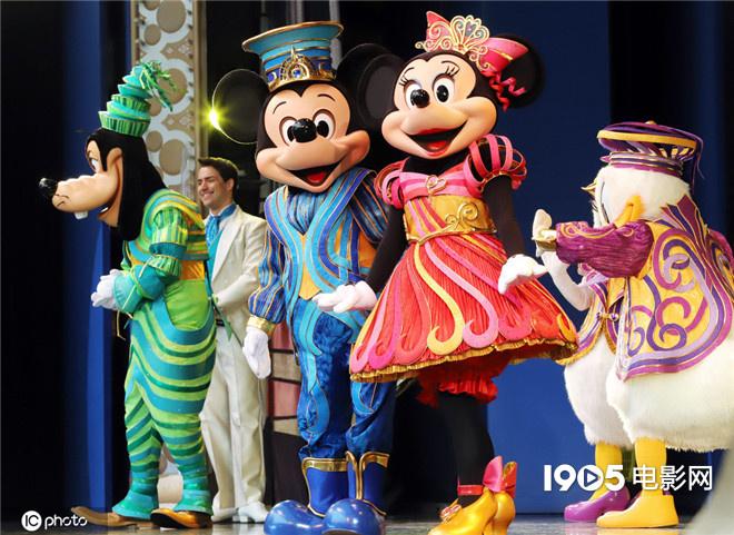 开门迎客!加州迪士尼乐土将于7.17从新开放