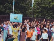 《奔跑吧》曝路透 蔡徐坤王嘉尔同框引大厂回忆