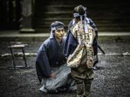 山崎贤人加盟动作片《狂武藏》 武士造型首度曝光