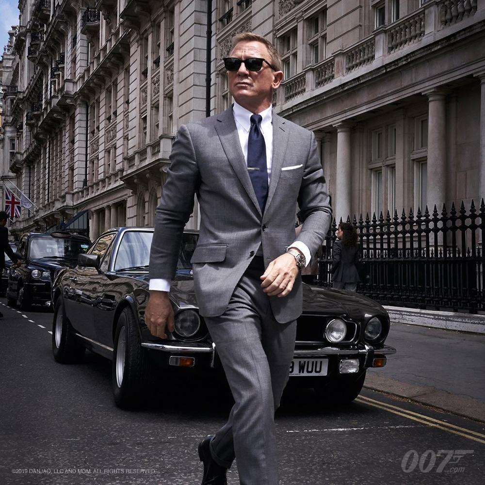 《007:无暇赴死》从新定档 北美提档至11.20上映