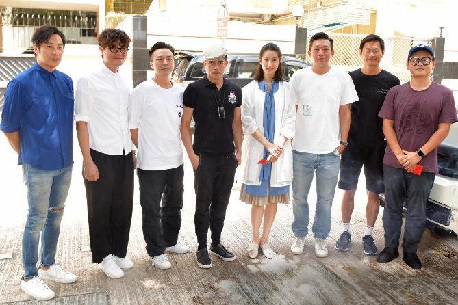 《断网24小时》香港开机 郭富城扮演天才法式员